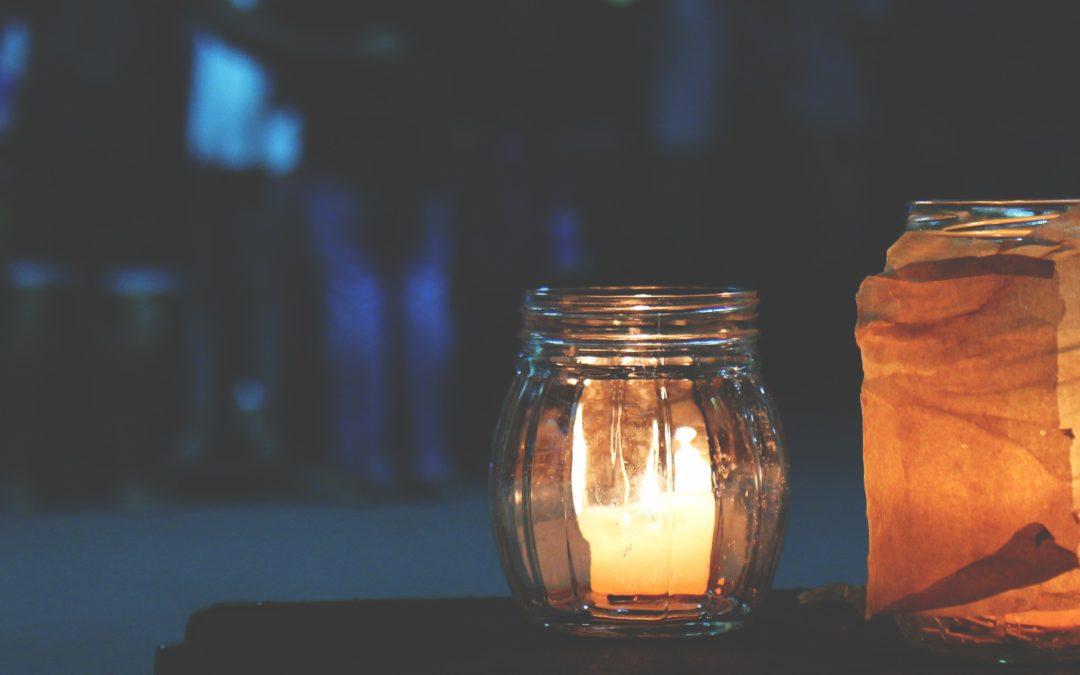 Column: Lichtjes in het donker
